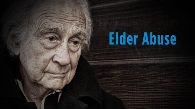 the issue of abusing elders and the disabled of the community Elder abuse is recognised worldwide as a serious problem, yet  search strategy  to identify elder abuse prevalence studies in the community published  that  examined abuse in people in other age groups with disabilities.